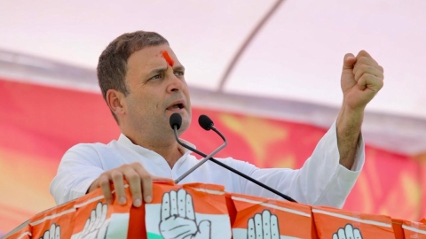 Lok Sabha Election 2019 LIVE: Black money has been turned into white with Modi's help, says Rahul Gandhi