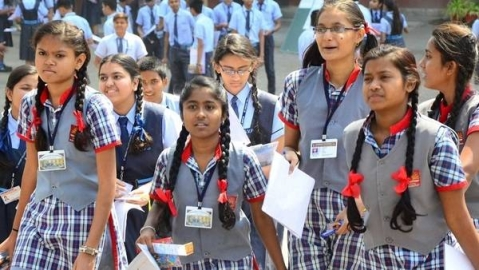 CBSE 10th results announced; girls outshine boys with pass percentage of 92.45%