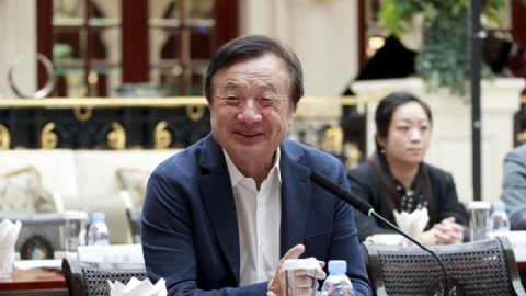 Huawei founder says US 'underestimates' his telecom giant's strength