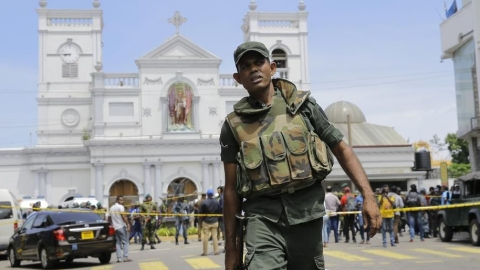 Up to 200 children in Sri Lanka lost family members in Easter bombings, says report