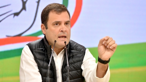 Lok Sabha Election 2019 Phase 7 LIVE: Rahul Gandhi attacks EC, says its 'capitulation' before PM is 'obvious'