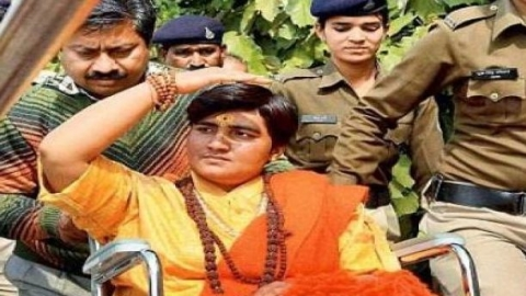 Pragya Singh Thakur (file photo)