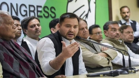 Tejashwi being made a scapegoat in Bihar but infighting cost GA a lot more