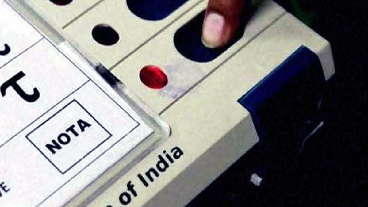 Jharkhand: More NOTA votes in Tribal seats than in general seats