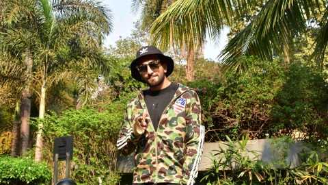 Playing living legend poses unique challenges: Ranveer Singh