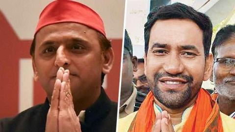 Azamgarh loves BJP's singer but will vote for SP's Akhilesh Yadav