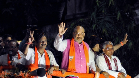 BJP putting pressure on  Police to corner Trinamool; Amit Shah determined to achieve 'Mission 2021'