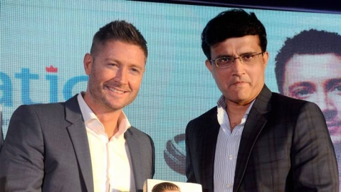 ICC Cricket World Cup 2019: Michael Clarke and Sourav Ganguly in star-studded commentary line-up
