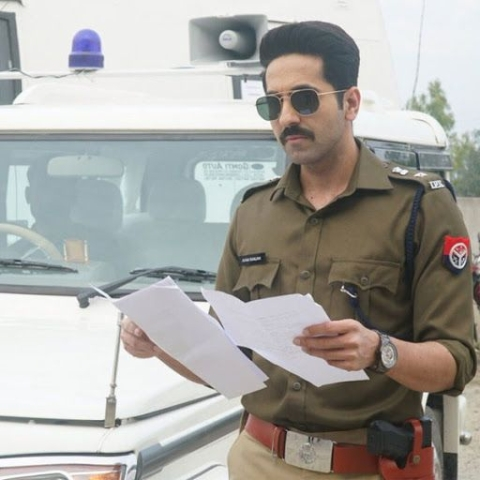 Ayushmann Khurrana's Article 15 teaser to release on May 27