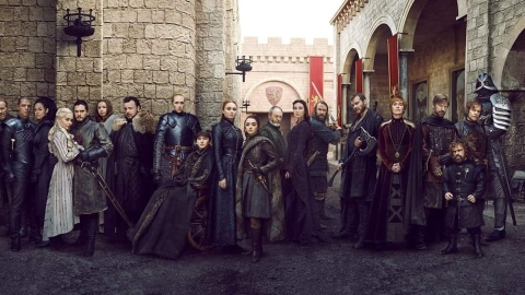 'Game of Thrones' finale sets viewership record