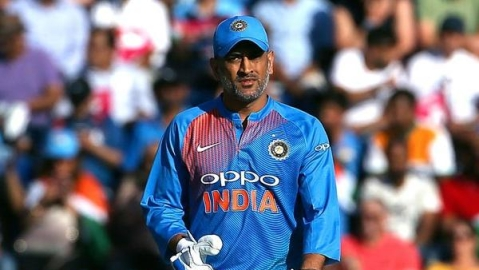 Dhoni hints at post-retirement plans in a viral video