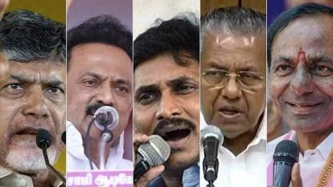 Lok Sabha results: South, barring Karnataka bucks the Modi tsunami