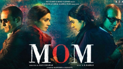 Sridevi's 'Mom' sets the China Box Office on fire!