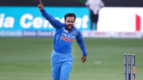 ICC Cricket World Cup 2019: Kedhar Jadhav declared fit, no changes in Indian squad