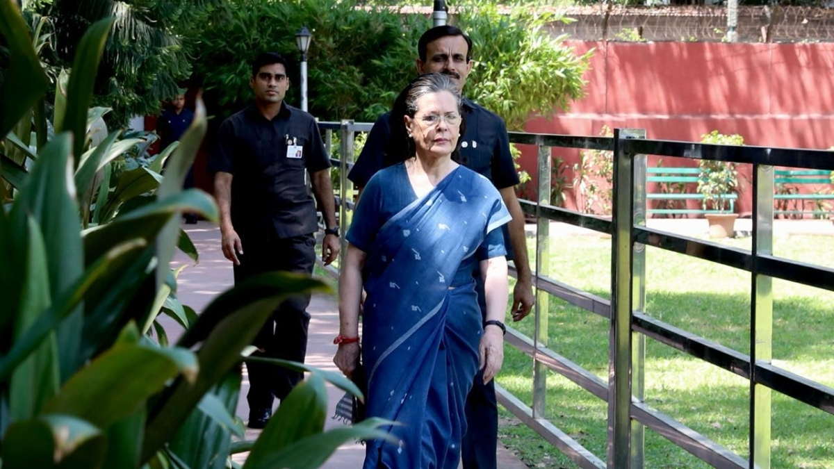 Sonia Gandhi: Ready to sacrifice everything for protecting country's basic values