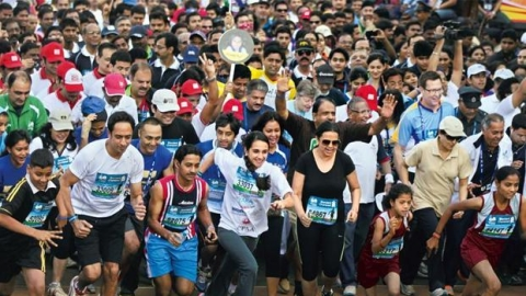 Bhaag India Bhaag: Indians' new found love for marathons has much more to it than just fitness