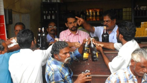 Alcohol intake in India up 38% this decade: Study