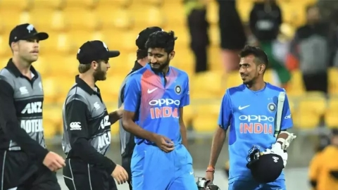 ICC Cricket World Cup 2019: Number 4 the focus as India face NZ in warm-up at Kennington Oval