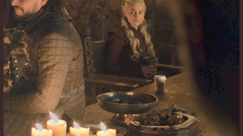 Starbucks cup makes an appearance in GoT episode