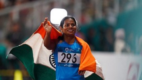 Dutee Chand reveals she is in same sex relationship, says SC gave her belief that they aren't wrong