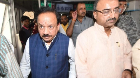 Bihar court orders probe against Harsh Vardhan, Mangal Pandey in AES deaths
