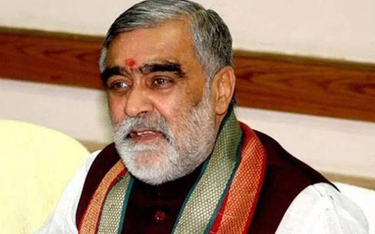 Health Minister Ashwini Kumar Choubey is working on cow