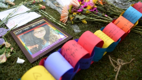 US city of Orlando honors nightclub Pulse shooting victims on 3rd anniversary
