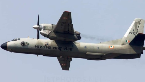 Missing Army plane: Arunachal villagers saw smoke in mountain on route