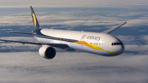 Short-covering triggers Jet Airways' 93% jump in scrip price