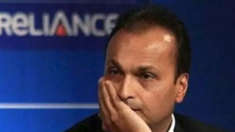 Anil Ambani no longer a billionaire