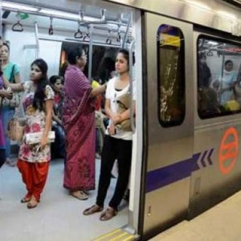 4 Delhi metro stations shut from 3pm onwards