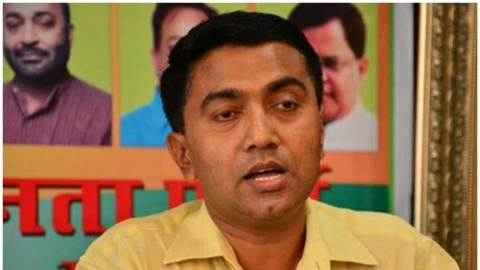 Goa CM Pramod Sawant visits Amethi, Congress accuses him of avoiding work