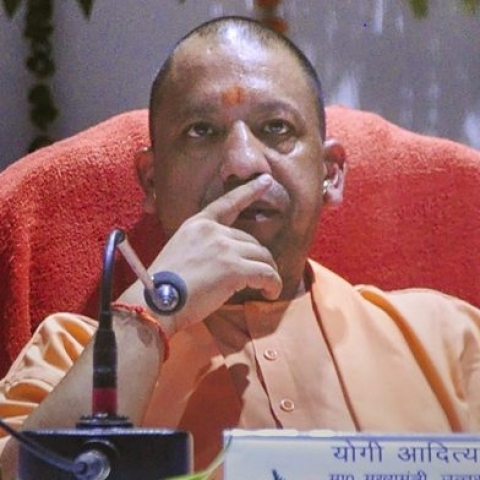File photo of UP CM Yogi Adityanath (social media)
