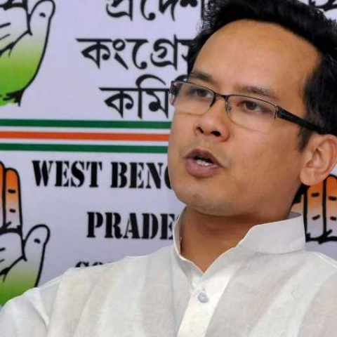 Congress leader and MP Gaurav Gogoi (PTI)