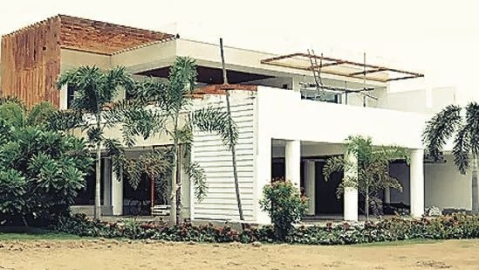 AP govt serves notice for 'removal' of bungalow taken on lease by Chandrababu Naidu