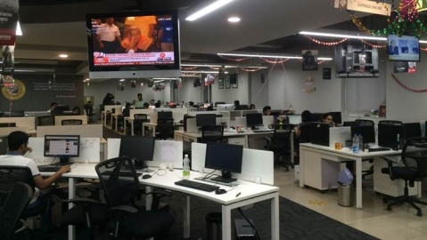 Book extract: Republic TV, age of fake news and promoters in
