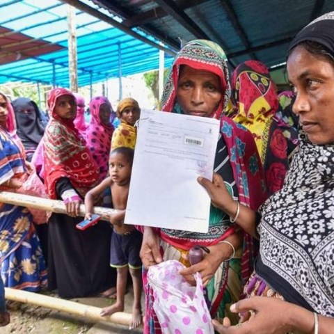 Additional exclusion list of NRC creates further panic in Assam