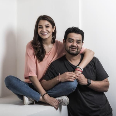 Anushka's production 'Bulbul', a Netflix original, gets its lead pair