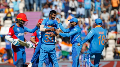 India-Afghanistan: An Unexpected Nail-biter