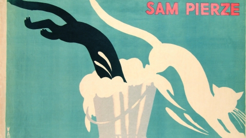 An exhibition of Polish posters from 1918-1939: Between Art Deco and Modernism