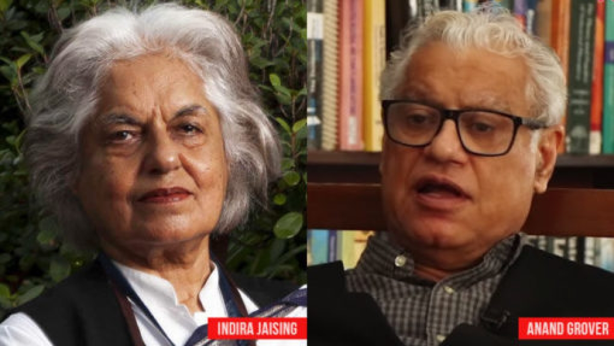 CBI books Anand Grover, Indira Jaising-led Lawyers Collective for alleged FCRA violation