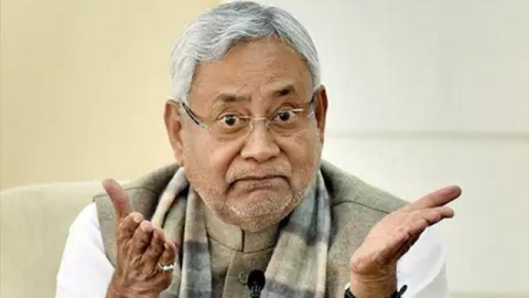 #NitishSnoopedOnRSS: Bihar Home Ministry  gathers report on RSS, BJP upset
