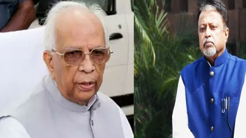 BJP demands Mamata's resignation, meets WB Governor over medical crisis