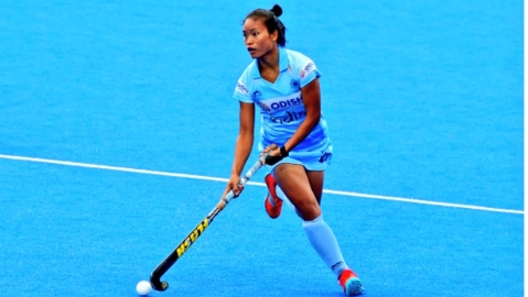 Indian women hockey player Lalremsiami misses father's funeral to play for team, wins FIH series