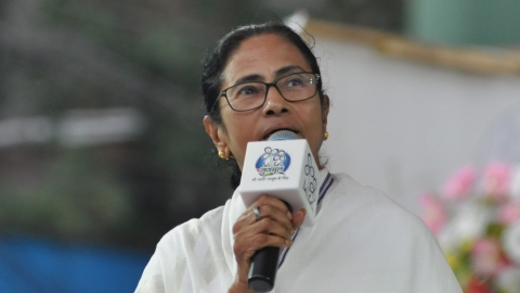 BJP, Trinamool face off in West Bengal: Situation under control, MHA advisory 'political', says Mamata