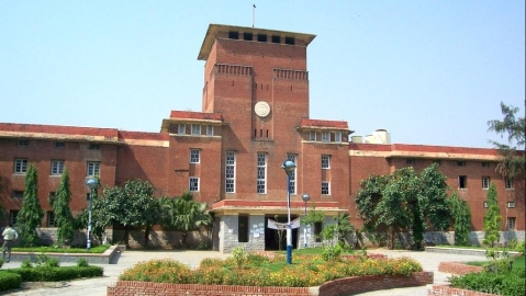 Over 2,750 admissions in Delhi University on first day