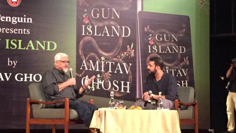 Amitav Ghosh: Gun Island is about the uncanny connections around the world