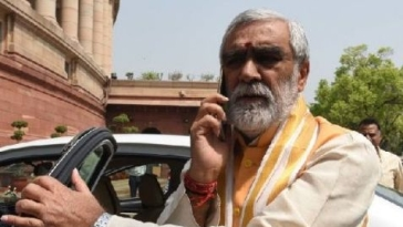 Union Minister of State for Health & Family Welfare Ashwini Choubey