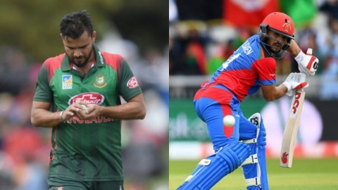 Cricket World Cup 2019: Afghanistan aim for maiden win against Bangladesh