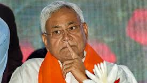 Is Nitish Kumar looking for another home?